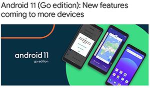 Android 11 ya está entre nosotros