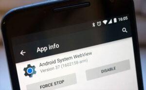 Android se cierran aplicaciones