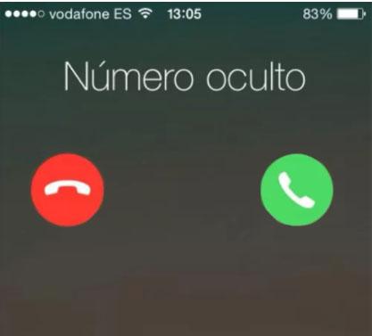 Como llamar con numero oculto Android