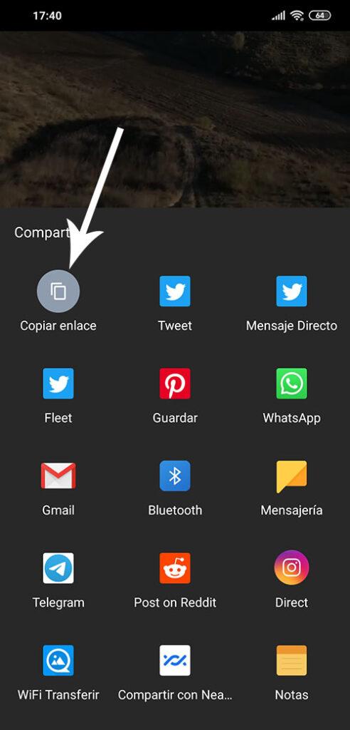 Como poner videos youtube en estado del WhatsApp