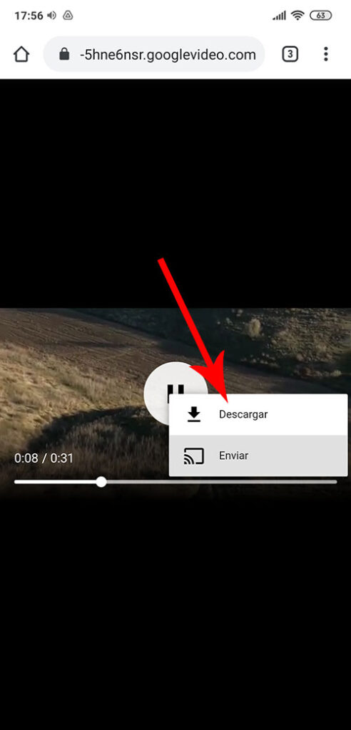 Como poner videos youtube en estado del WhatsApp