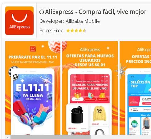Descarga AliExpress