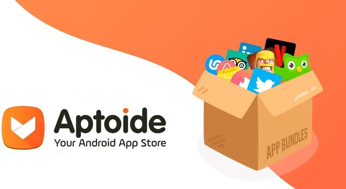 Descarga Aptoide para Android