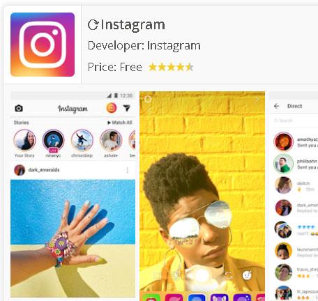 Descarga Instagram