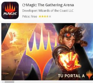 Descarga Magic The Gathering ARENA
