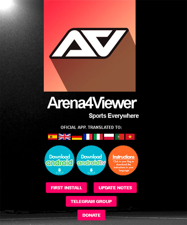 Descargar gratis Arena4Viewer