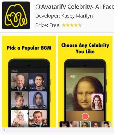 Descargar Avatarify Android