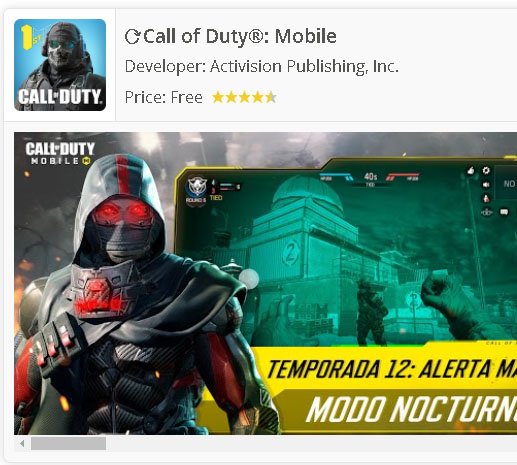 Descargar Call of Duty Mobile