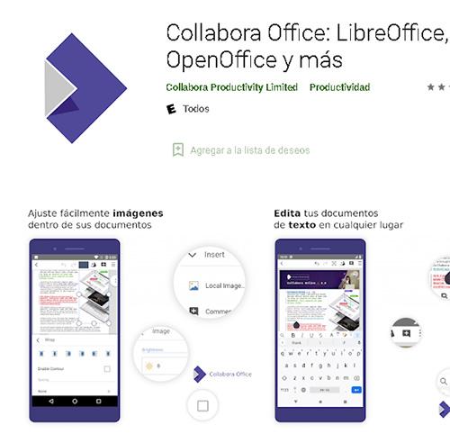 Descargar Collabora Office