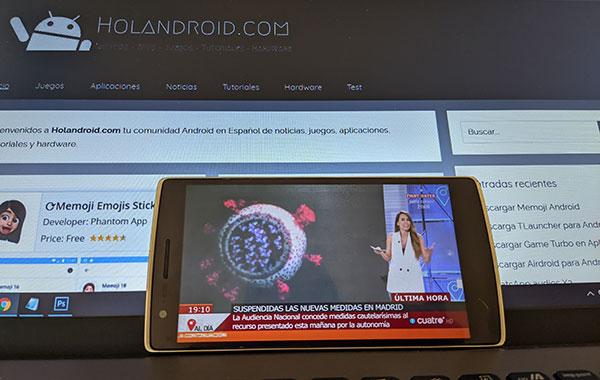 Descargar TDTChannels para Android apk