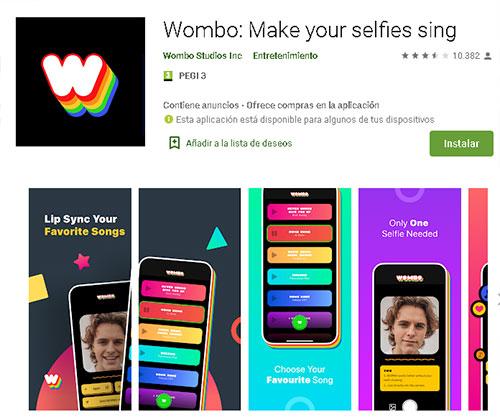 Descargar Wombo
