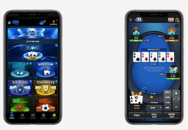 Descargar app 888poker Android