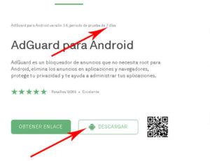Dns AdGuard Android apk