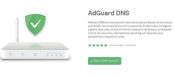 Dns AdGuard Android