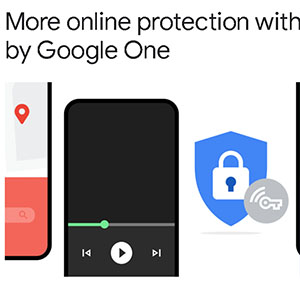 Google añade un VPN en su pack Google One