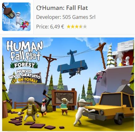 Human Fall Flat para Android