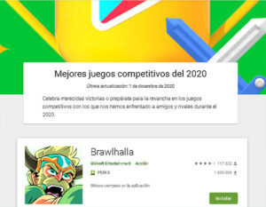 Mejores juegos competitivos de Android del 2020