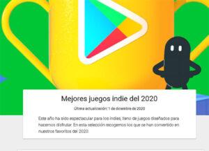 Mejores juegos indie de Android del 2020