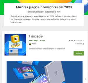 Mejores juegos innovadores de Android del 2020