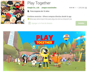 Play Together Android