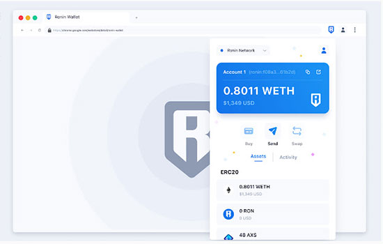 Ronin Wallet Android